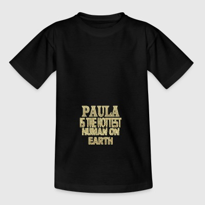 Paula - Teenager T-Shirt