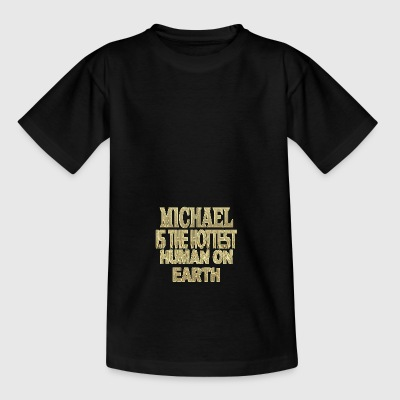 Michael - Teenager-T-shirt