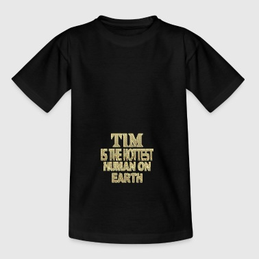 Tim - Teenager-T-shirt