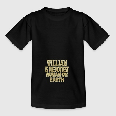William - Teenager T-Shirt