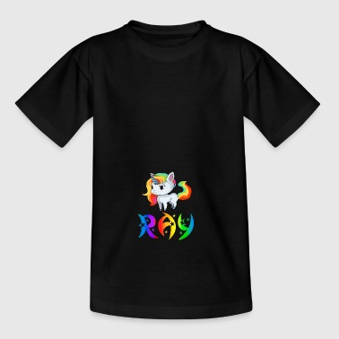 Unicorn Ray - Teenage T-shirt