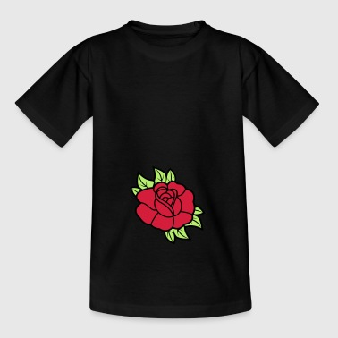 2541614 135123700 Rose - Teenager T-shirt