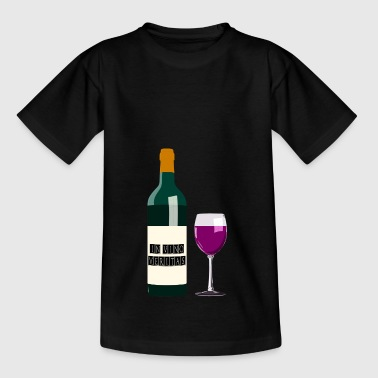 Wein - Teenager T-Shirt
