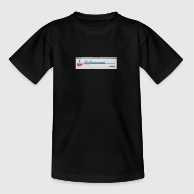 Progress bar loading - Teenager T-shirt
