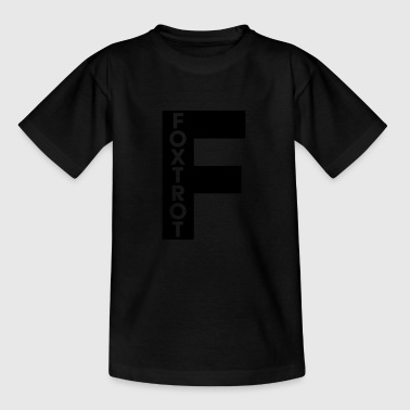 Game F - Teenage T-shirt