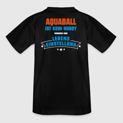 Aquaball Sportart - Teenager T-Shirt