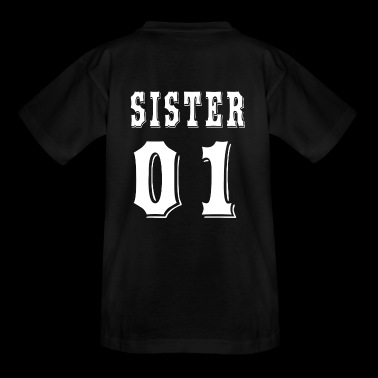 sister - Teenager T-Shirt