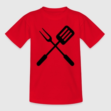 BBQ - Teenager T-shirt