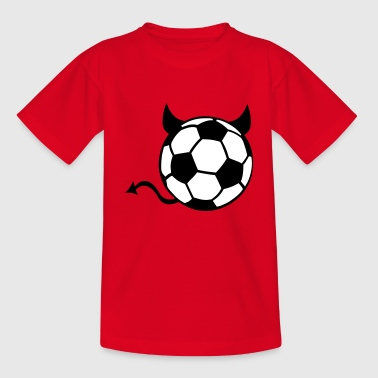 Fußball - Teenager T-Shirt