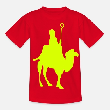 Sint Sinterklaas - Teenager T-shirt