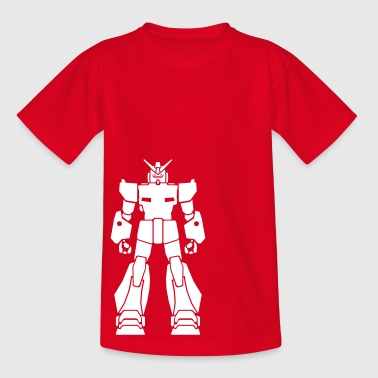 Gundam_1 - Teenage T-shirt