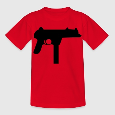 gun weapon - T-shirt Ado