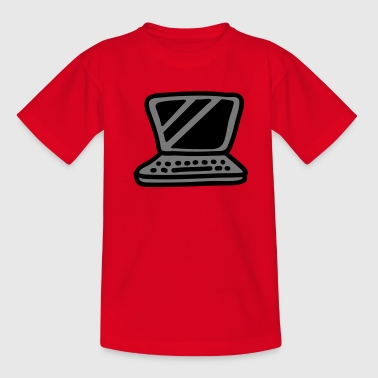 Laptop - Teenager T-Shirt