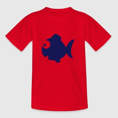 Fish - Teenage T-shirt
