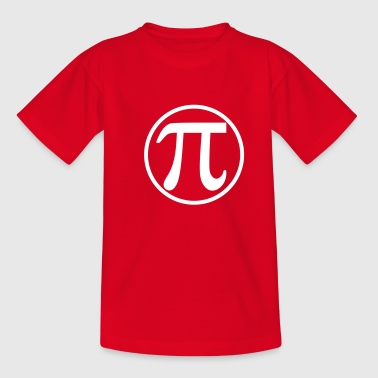 Pi - Teenager T-Shirt