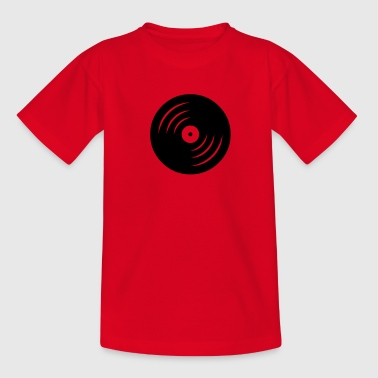 vinyl - Teenage T-shirt