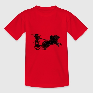 greek car - Teenage T-Shirt