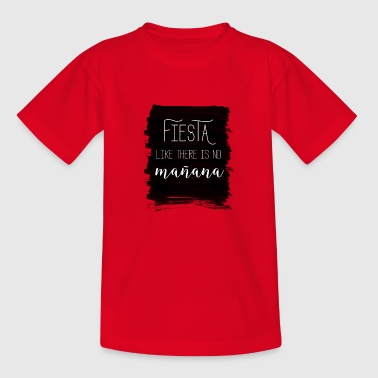 fiesta like - Teenage T-Shirt
