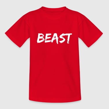 Beast, beast - Teenage T-Shirt