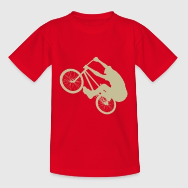 Biker - Teenager T-Shirt