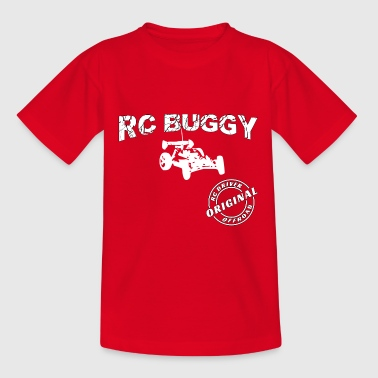 RC buggy offroad RC buggy father son daughter - Teenage T-shirt