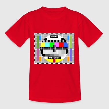 image Test scherm testbeeld offline Big Bang - Teenager T-shirt