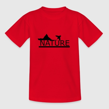 Nature - competition - Teenage T-Shirt