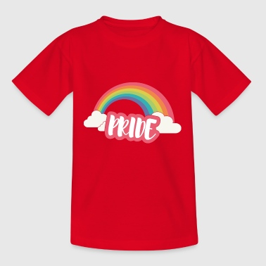 Gay Pride LGBT Rainbow - Teenager T-shirt