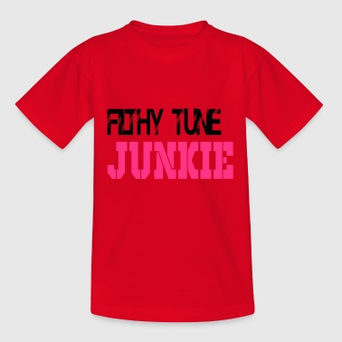 filthy junkie - Teenage T-Shirt