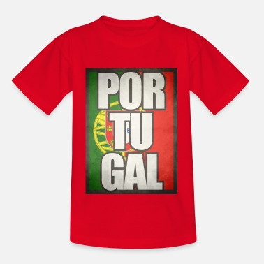Portugal Portugal - Teenage T-Shirt