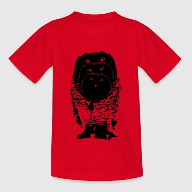 owls - Teenage T-shirt