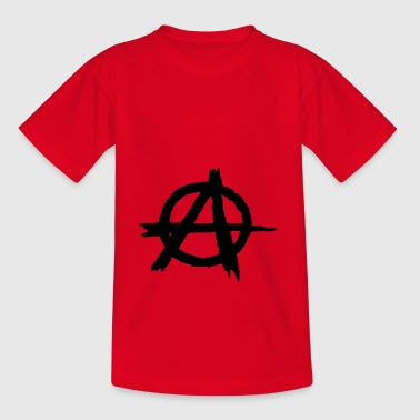 anarchy - Teenage T-shirt