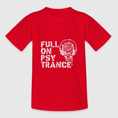 Psytrance - Teenager T-Shirt