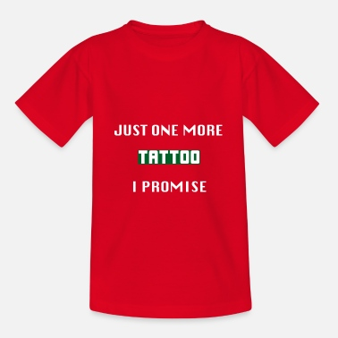 Tattoo TATTOO - T-shirt teenager