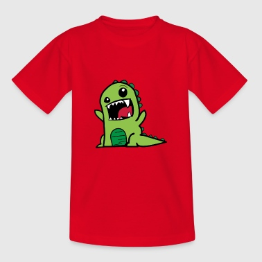dinosaur - Teenage T-Shirt