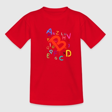 ABC - Teenager T-Shirt