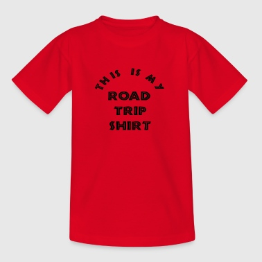 Roadtrip - Car Tour - Friends & JGA - Teenage T-Shirt