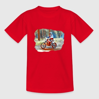 Enduro - Teenage T-Shirt
