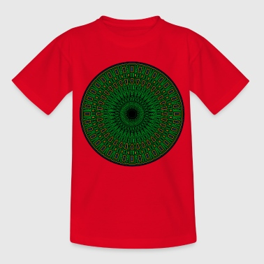 Goa Hippie Mandala - Hippie - Goa - Ethnic - Tribal - Gift - Teenager T-shirt