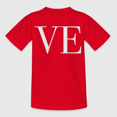 LO-VE - Teenage T-Shirt