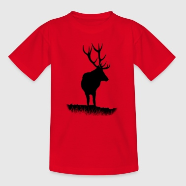 Monarch of the Park - Teenage T-Shirt
