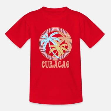 Curacao Curacao - Teenage T-Shirt
