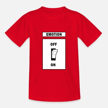 Emotion Emotion - Teenage T-Shirt
