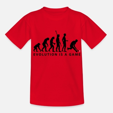 Hockey Enfant evolution_herren_hockey_b_2c - T-shirt Ado