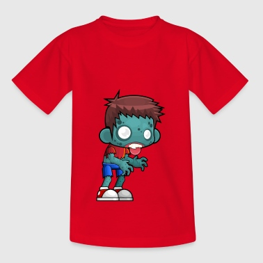 Zombie - Teenager T-Shirt