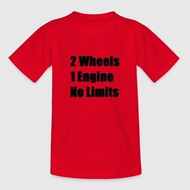 No Limits - Teenager T-Shirt