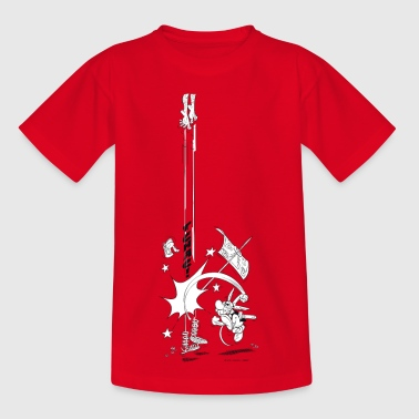 Asterix & Obelix Tchac! Teenager T-Shirt - Teenager-T-shirt
