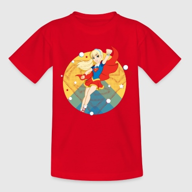 DC Super Hero Girls Supergirl - T-shirt Ado