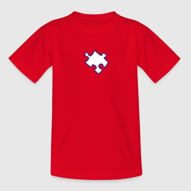 Puzzle - Teenage T-Shirt