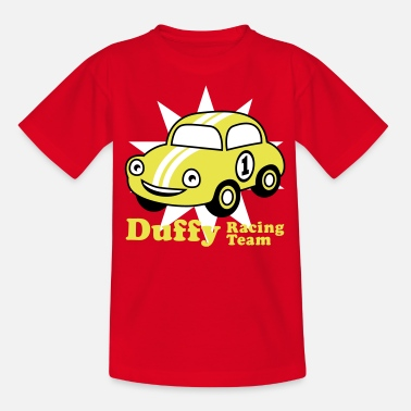 Duffy duffy racing team - Teenage T-Shirt